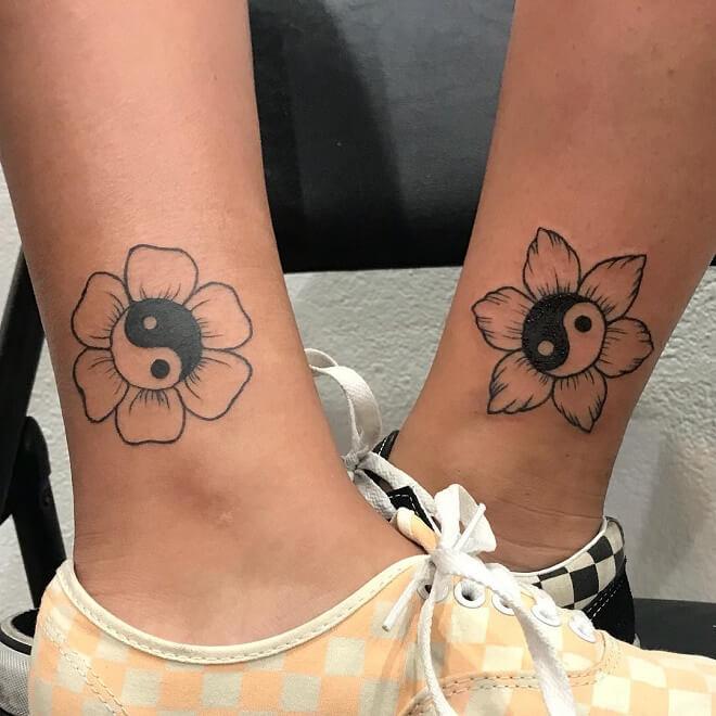 Apprentice Best Friends Tattoo