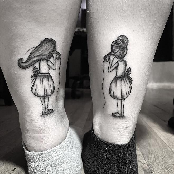 Bff Best Friends Tattoos