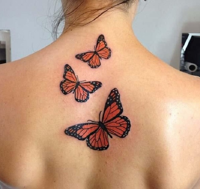 94bdf6b5a Butterfly Tattoos. Butterfly Tattoos. The ideas are endless when it comes  to ...