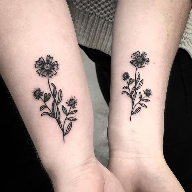 Okc Best Friends Tattoos