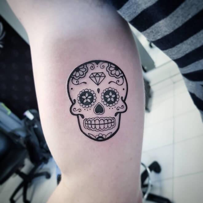 Top 30 Skull Tattoos Designs Skull Tattoo Meanings