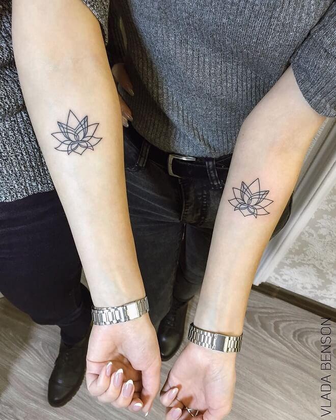 Tiny Sisters Tattoo