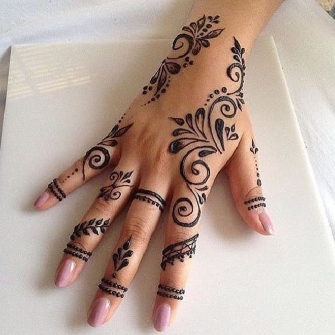love Henna Tattoo