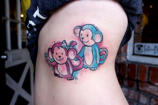 68912dc5a9904 ... in Chinese civilization; among the twelve animals of the Chinese  Zodiac. If you are toying with the notion of obtaining a Chinese monkey  tattoo, ...