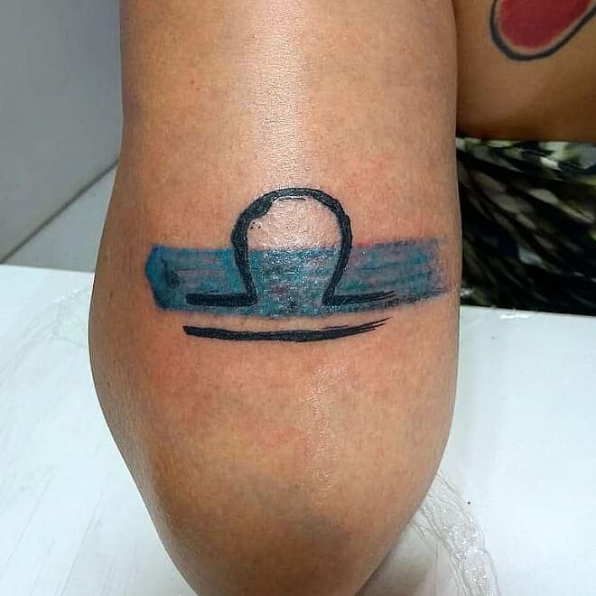 Aqua Libra Tattoo