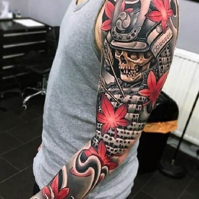 Big Sleeve Tattoo