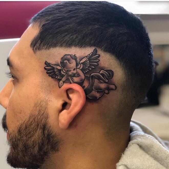 Bng Head Tattoo