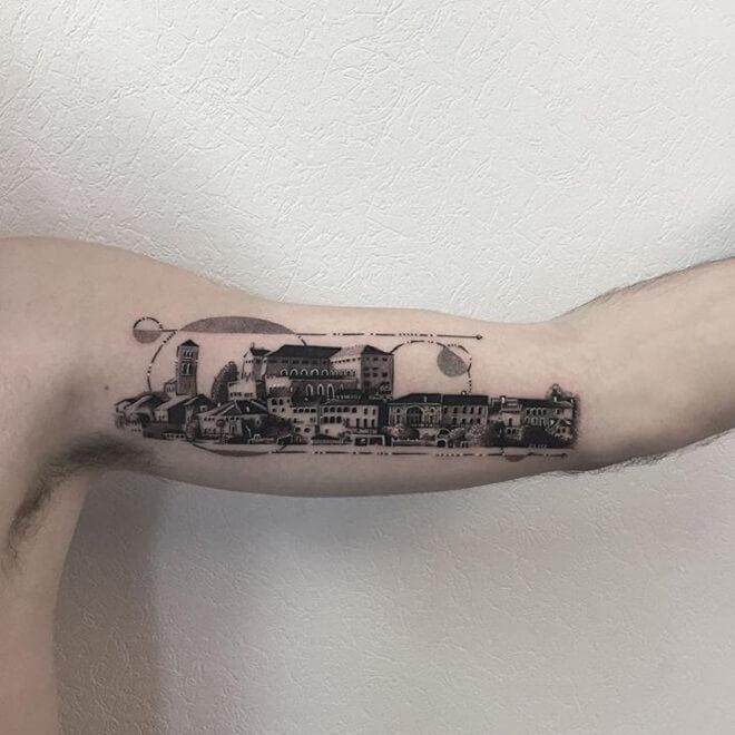 Body City Tattoo