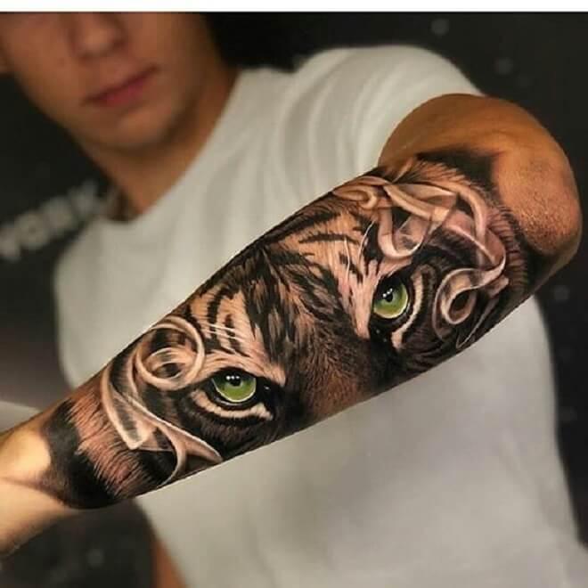 Body Tattoo Men