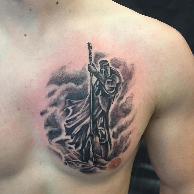 Columbus Badass Tattoo