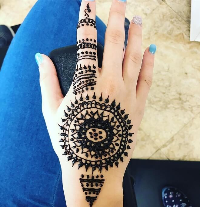 Cool Henna Tattoos