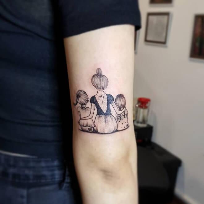 Czech Mom Tattoos