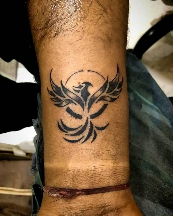 Daund Small Tattoo