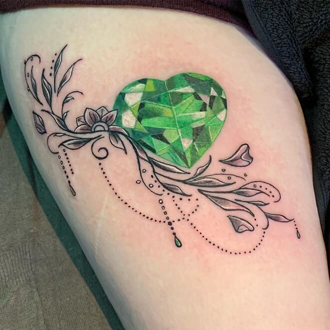 Dermaglo Diamond Tattoo