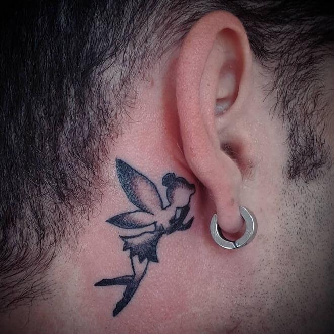 Desney Small Tattoo
