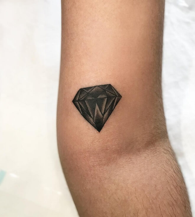 Durban Ink Diamond Tattoo