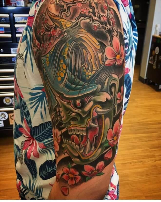 Electric Badass Tattoo