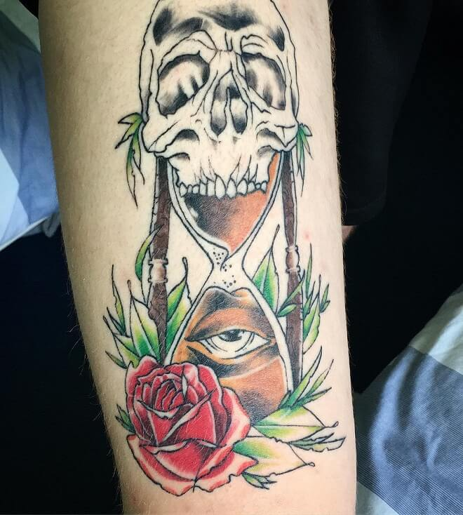 Eternal Ink Badass Tattoo