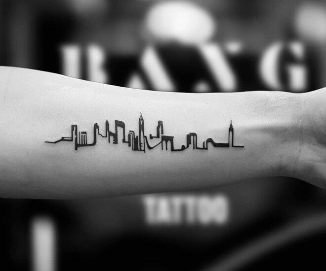 Hd City Tattoo Art