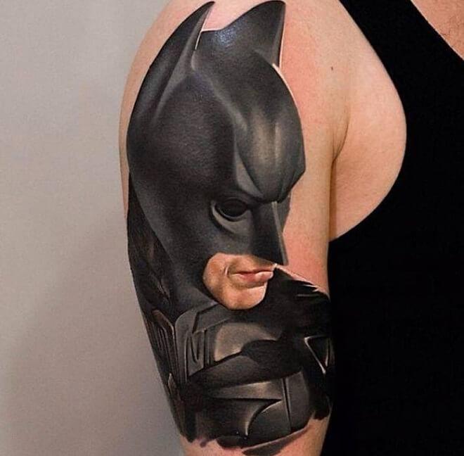 Inked Body Tattoo