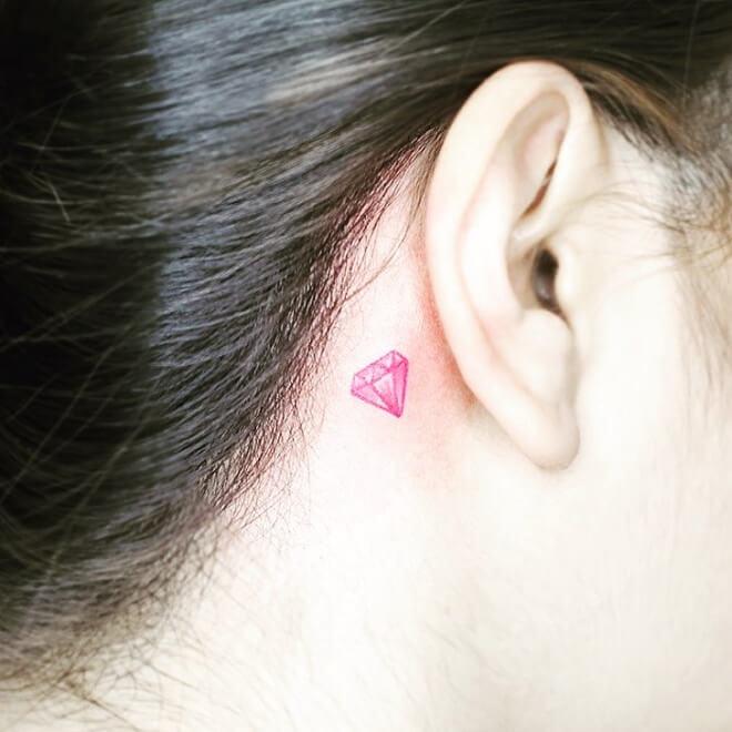Inked Up Diamond Tattoo