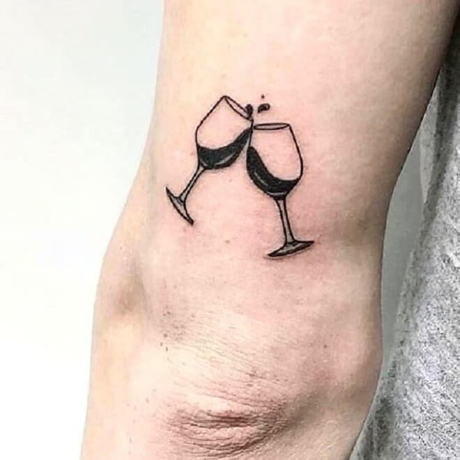 Inspiration Chest Tattoo