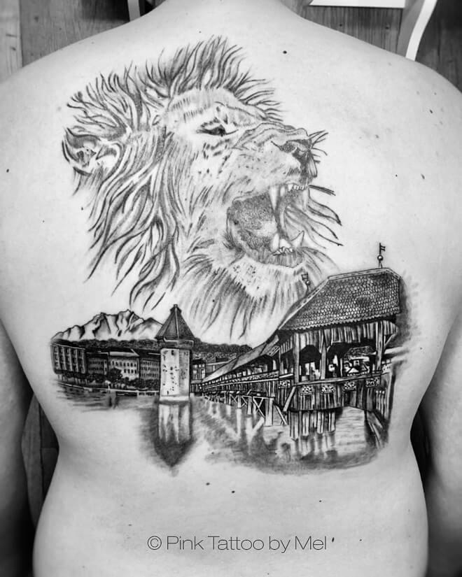 Lion City Tattoo