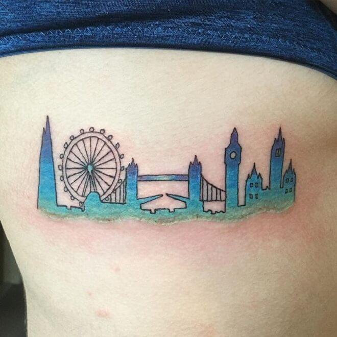 Londres City Tattoos