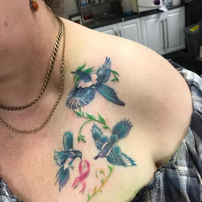 Magpies Meaningful Tattoos