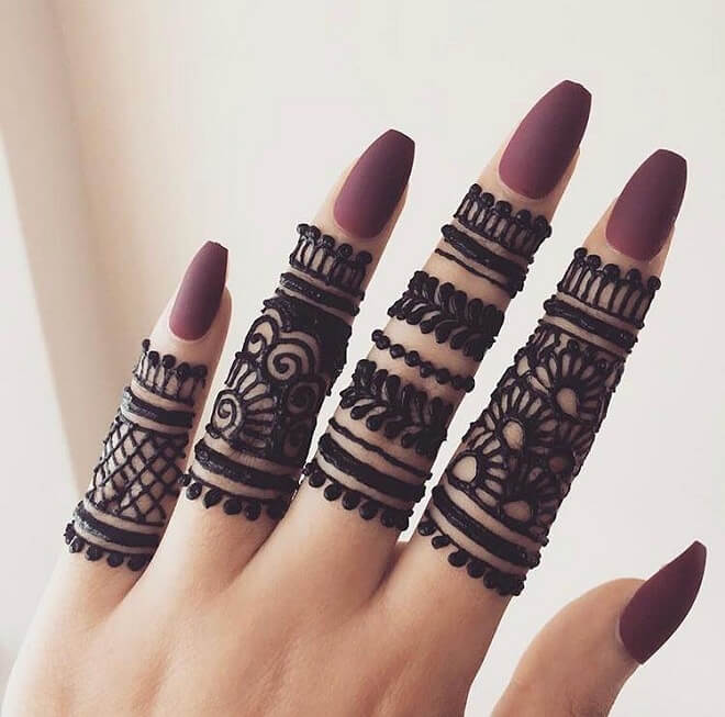 Natural Cool Henna Tattoo