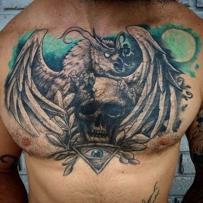Palm Bay Badass Tattoo