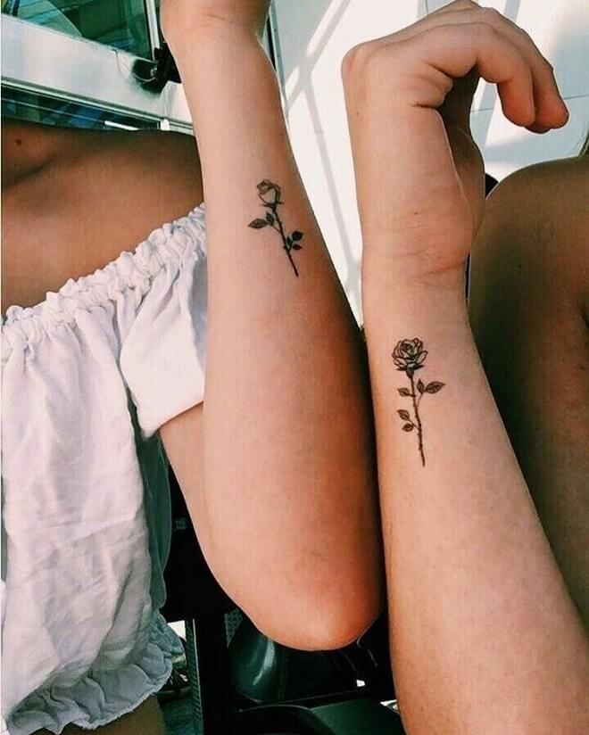 Partner Matching Tattoo