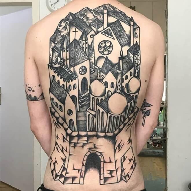 Perfect City Tattoo