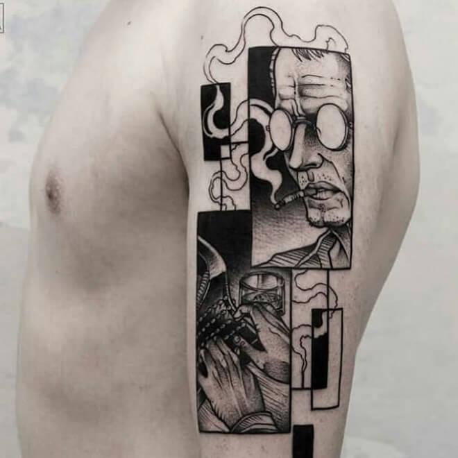 Popular Body Tattoo