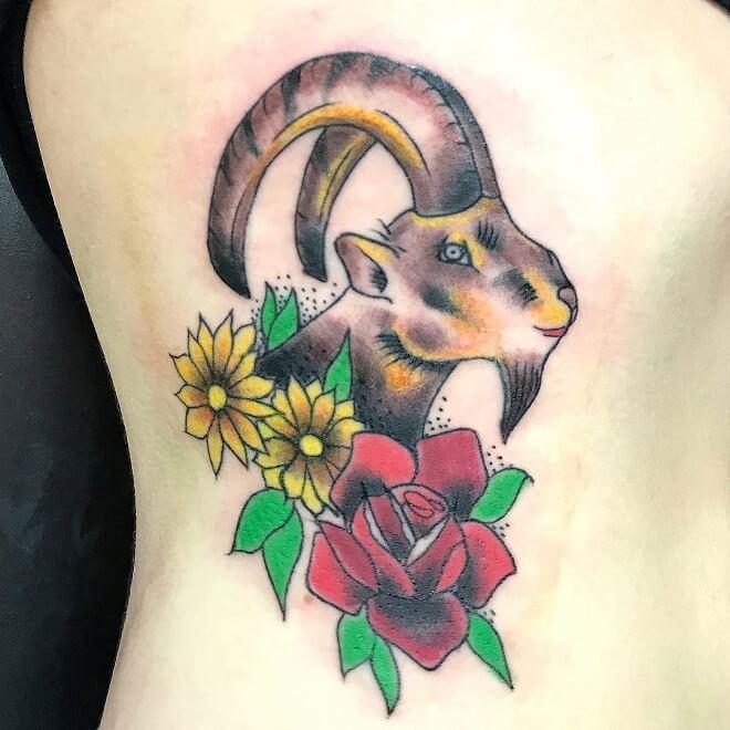 Tattoo capricorn woman — img 10