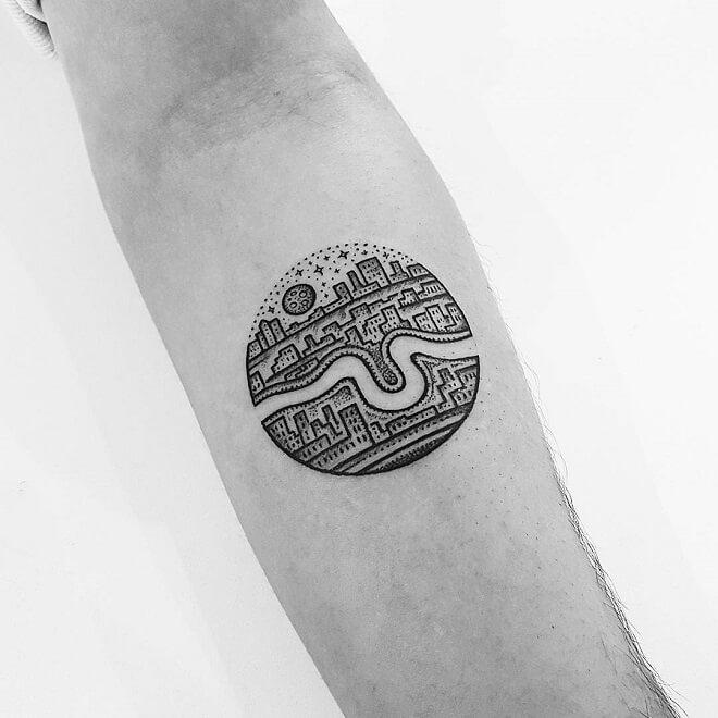 Small City Tattoo