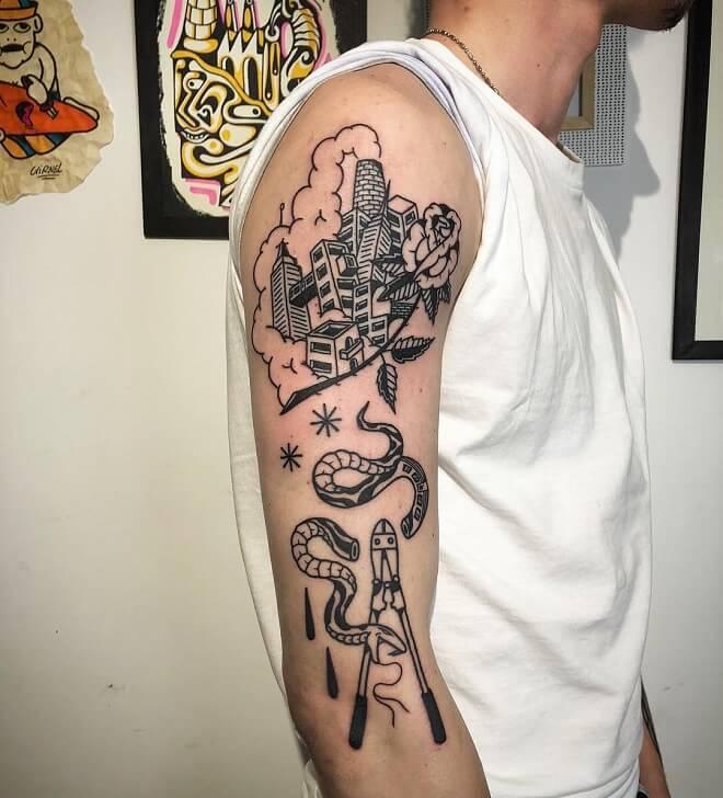 Snake City Tattoos