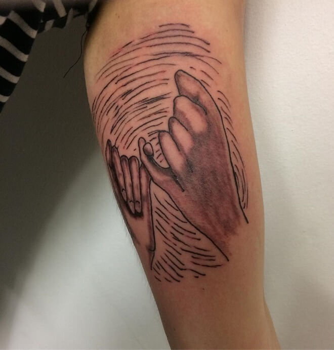 Sullen Meaningful Tattoo