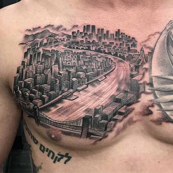 Super City Tattoo