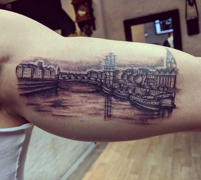 Tattrx City Tattoo