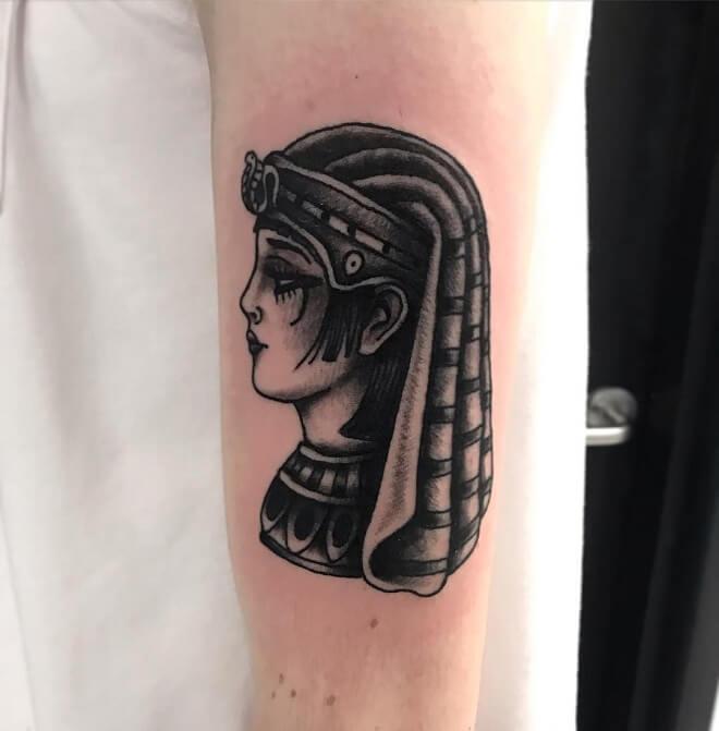 Traditional Egyptian Tattoo