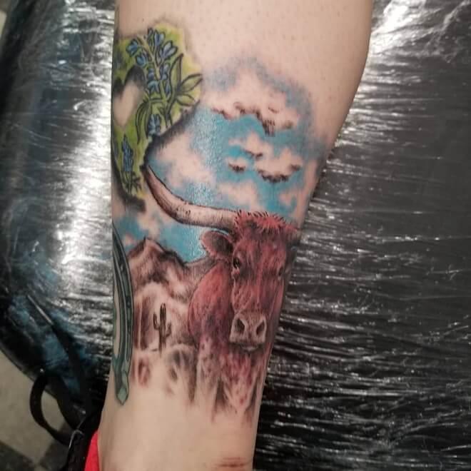 Twiste Dink Badass Tattoo