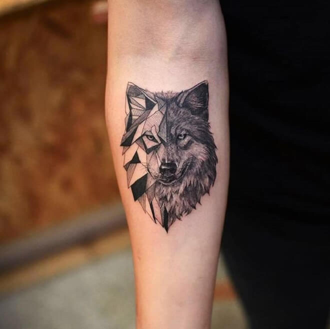Top 30 Wolf Tattoos For Men And Women Popular Wolf Tattoo