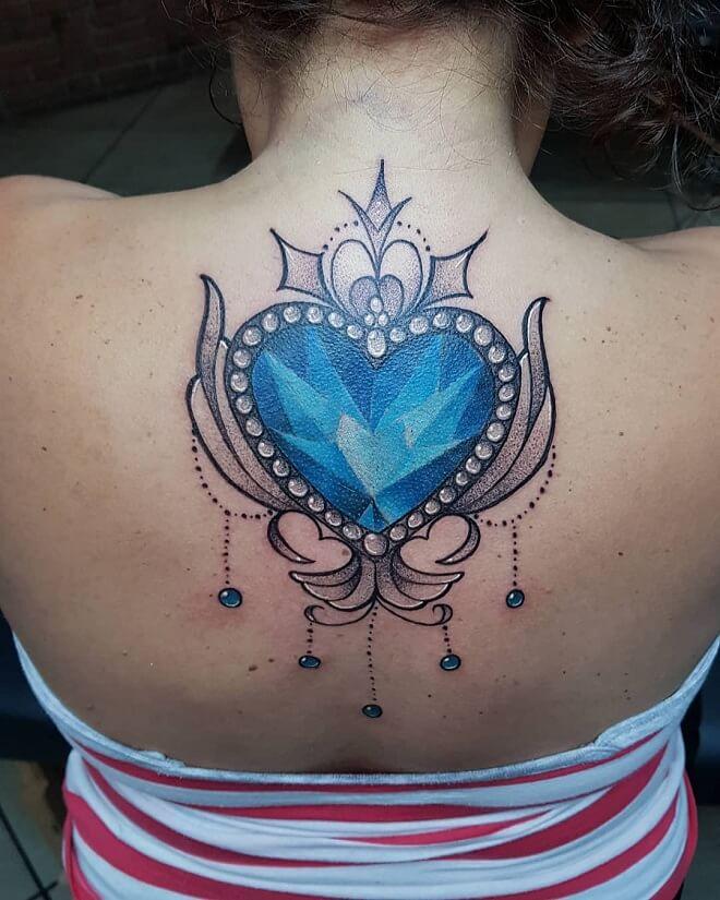 Zafiro Diamond Tattoo