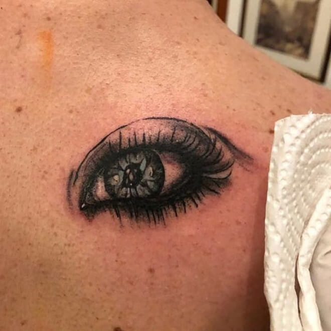 Amazing Eye Tattoo Designs