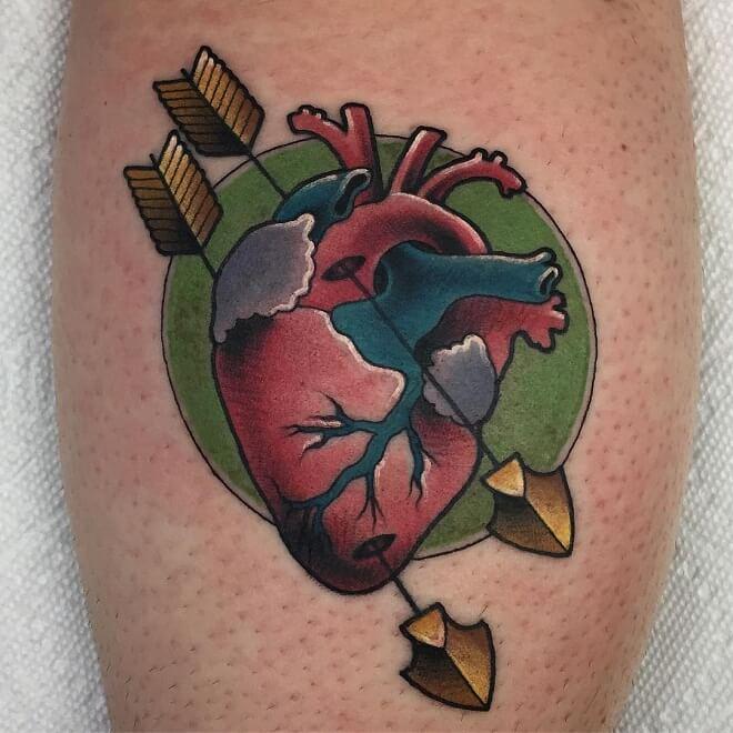 Arrow Archive Tattoo