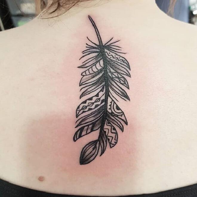 Back Tattoo for Men