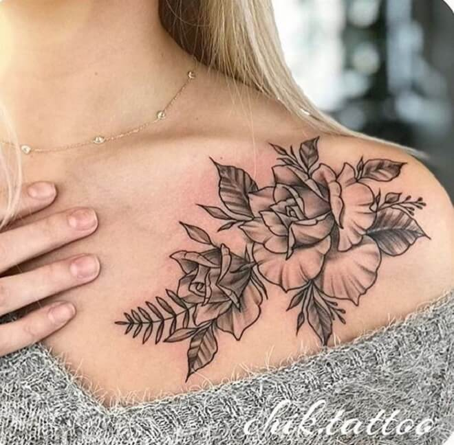 Best Chest Tattoo