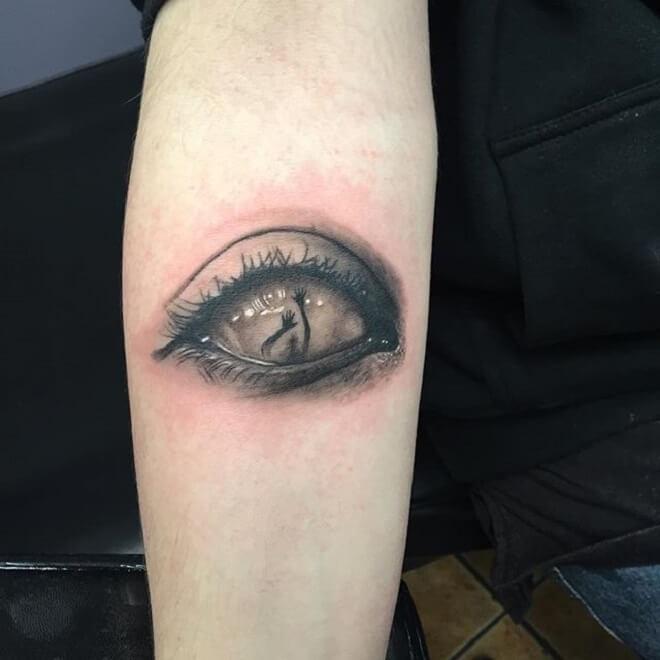 Best Eye Tattoo