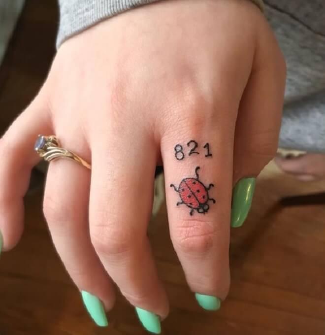 Best Finger Tattoo